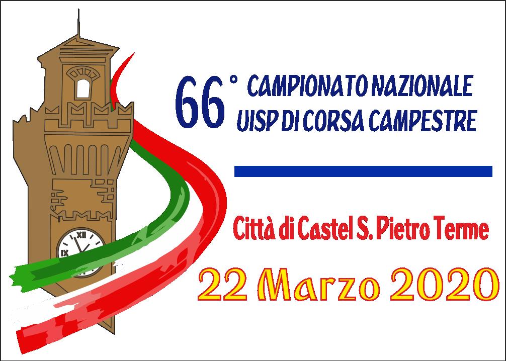 22 marzo 2020 66° Campionato Nazionale di Cross (giovani + adulti) UISP