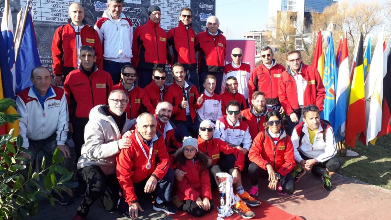 2020_02_09 Campionati italiani  CROSS Cassino ( FR )