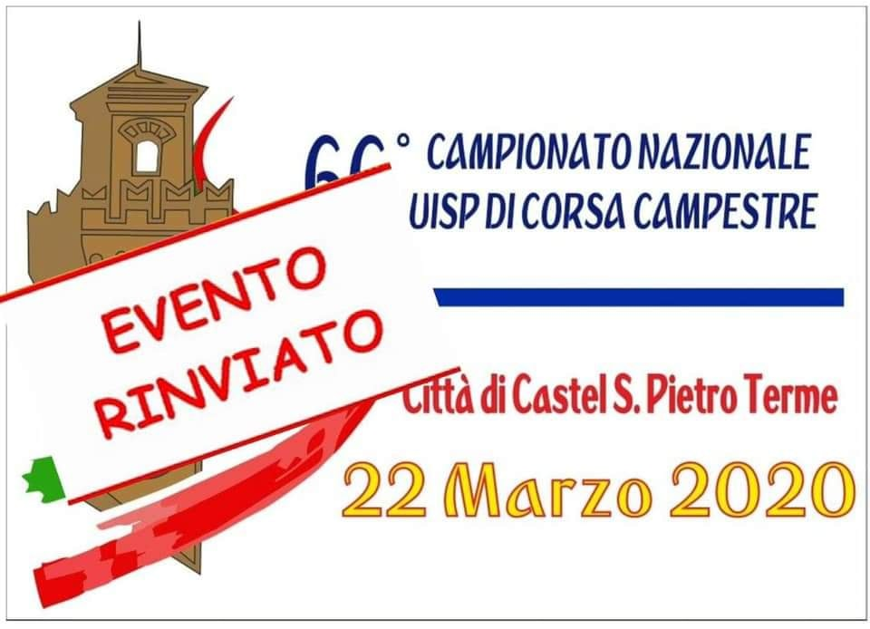 Campionato Italiano uisp di Cross